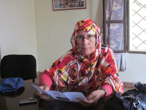 Rencontre femme mauritanienne